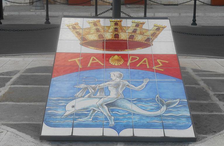 Le origini di Taranto: la leggenda di Taras