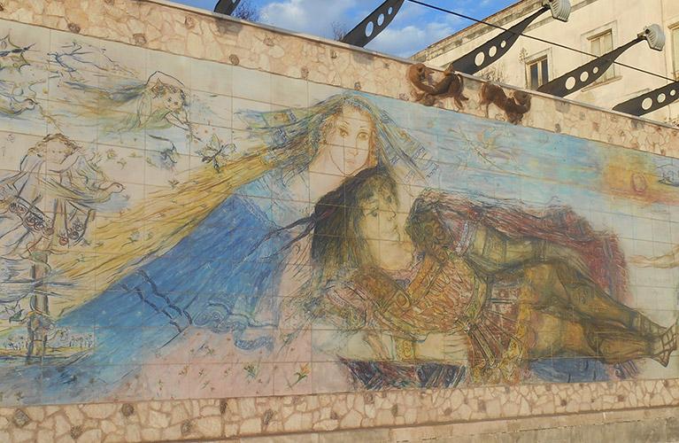 Le origini di Taranto: la leggenda di Falanto