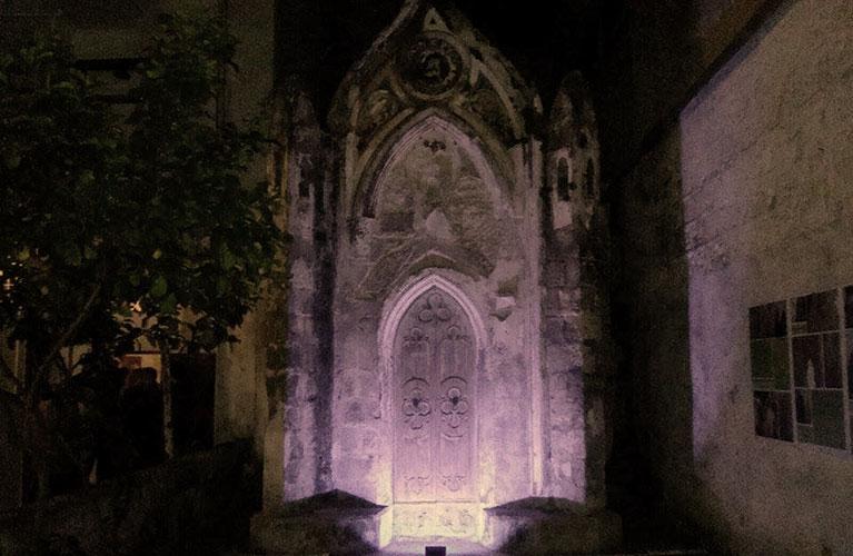 Una Cappella Gotica a Taranto: il gioiello nascosto in Via Cavour